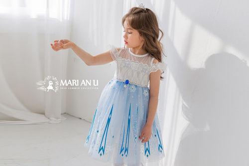 MARI AN U - BRAND - Korean Children Fashion - #Kfashion4kids - Summer Queen One-piece