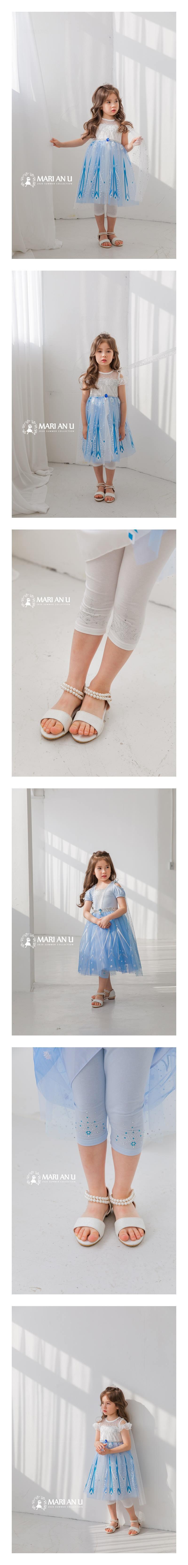 MARI AN U - Korean Children Fashion - #Kfashion4kids - Summer Leggings