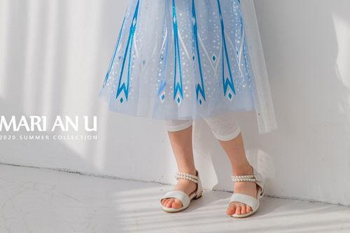 MARI AN U - BRAND - Korean Children Fashion - #Kfashion4kids - Summer Leggings