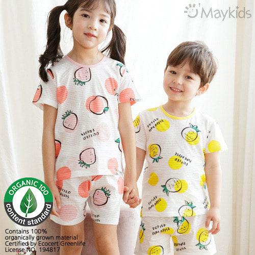 MAYKIDS - BRAND - Korean Children Fashion - #Kfashion4kids - Dot Pine Playwear