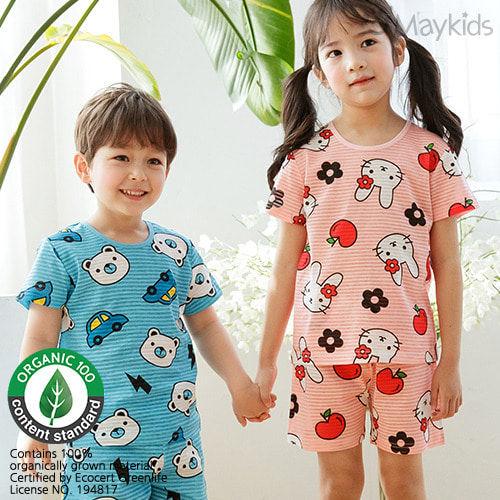 MAYKIDS - BRAND - Korean Children Fashion - #Kfashion4kids - Red Rabbit Playwear