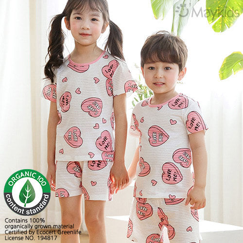 MAYKIDS - BRAND - Korean Children Fashion - #Kfashion4kids - Love Me Playwear