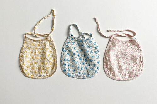 MINI ROBE - BRAND - Korean Children Fashion - #Kfashion4kids - Bloom Bib