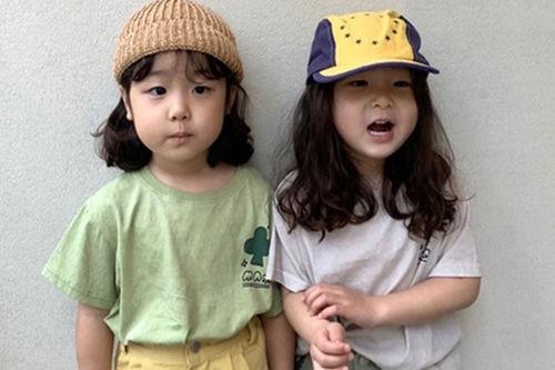 MINIMAL - BRAND - Korean Children Fashion - #Kfashion4kids - Lucky Tee