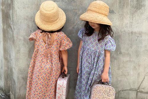 MINIMAL - BRAND - Korean Children Fashion - #Kfashion4kids - Love One-piece