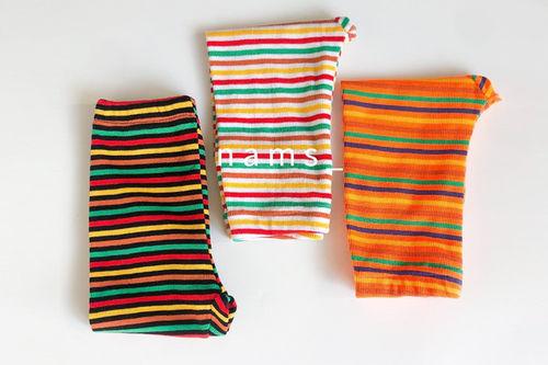 NAMS - BRAND - Korean Children Fashion - #Kfashion4kids - Rainbow Short Leggings
