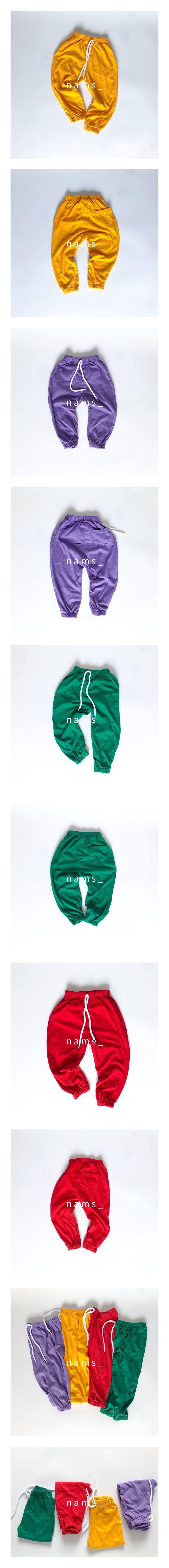 NAMS - Korean Children Fashion - #Kfashion4kids - Soft Pants