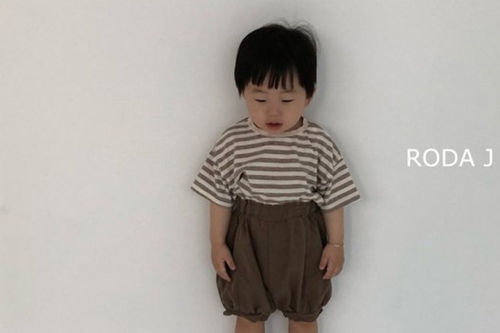 RODA J - BRAND - Korean Children Fashion - #Kfashion4kids - Rosy Tee