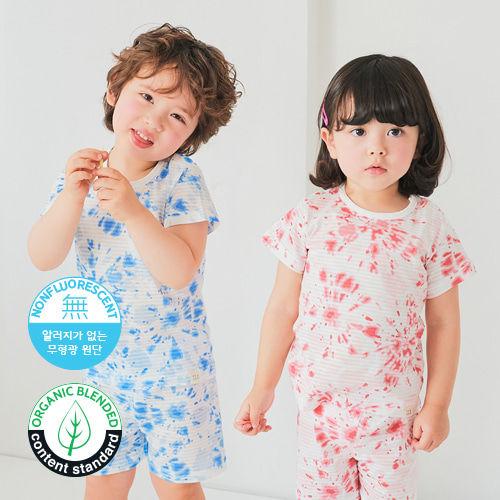 TTASOM - BRAND - Korean Children Fashion - #Kfashion4kids - Water Color Easywear