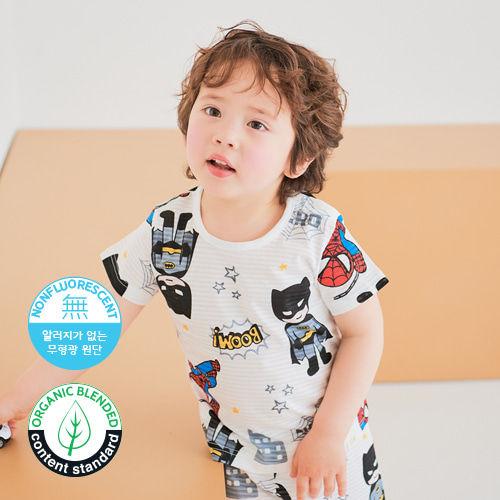 TTASOM - BRAND - Korean Children Fashion - #Kfashion4kids - Boom Power Man Easywear