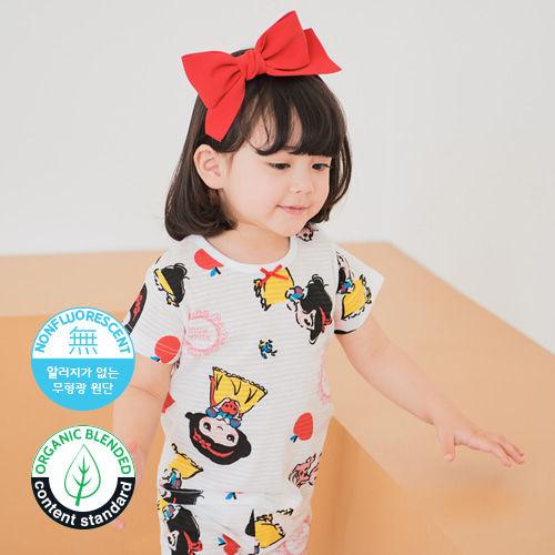 TTASOM - BRAND - Korean Children Fashion - #Kfashion4kids - Apple Princess Easywear