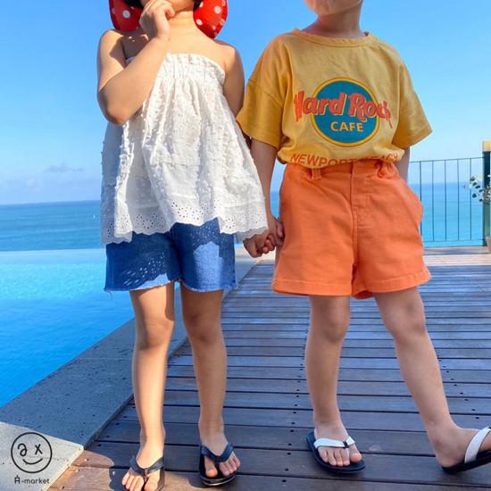 A-MARKET - Korean Children Fashion - #Kfashion4kids - Marni Pants - 10