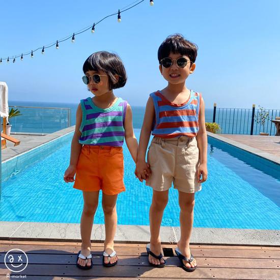 A-MARKET - Korean Children Fashion - #Kfashion4kids - Marni Pants - 2