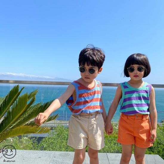 A-MARKET - Korean Children Fashion - #Kfashion4kids - Marni Pants - 3