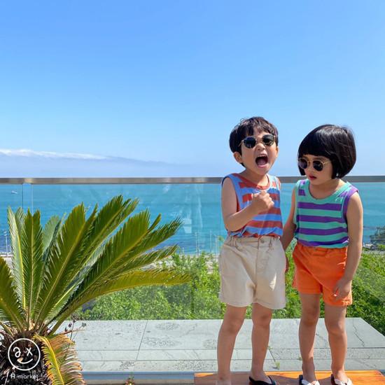 A-MARKET - Korean Children Fashion - #Kfashion4kids - Marni Pants - 4
