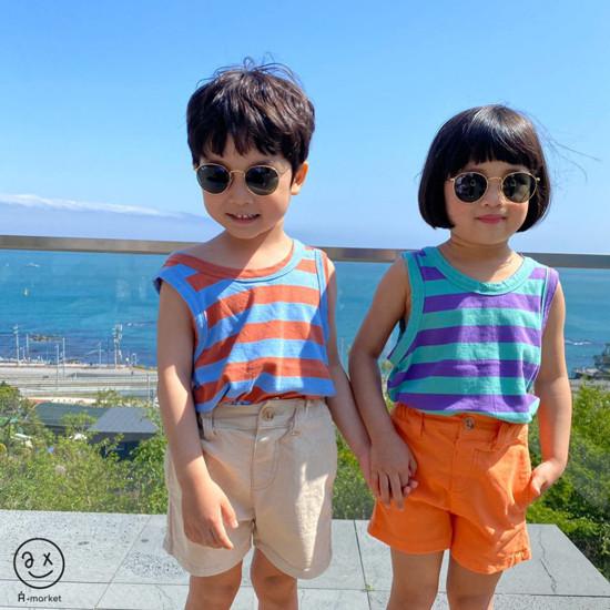 A-MARKET - Korean Children Fashion - #Kfashion4kids - Marni Pants - 5