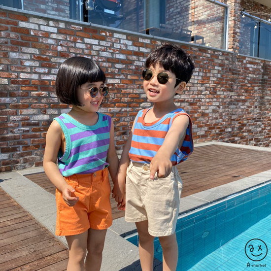 A-MARKET - Korean Children Fashion - #Kfashion4kids - Marni Pants - 7