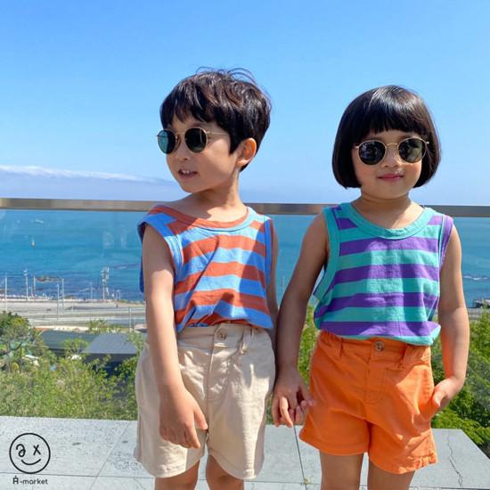 A-MARKET - Korean Children Fashion - #Kfashion4kids - Marni Pants - 8