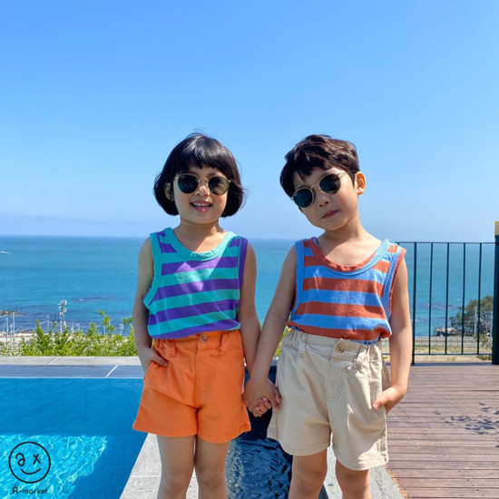 A-MARKET - Korean Children Fashion - #Kfashion4kids - Marni Pants - 9