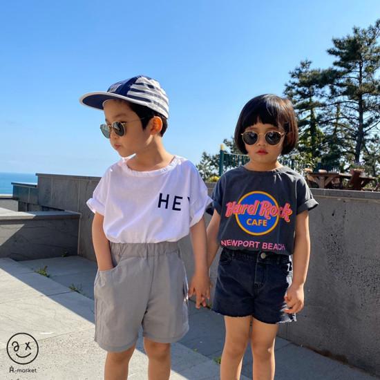 A-MARKET - Korean Children Fashion - #Kfashion4kids - Neon Cargo Pants - 3