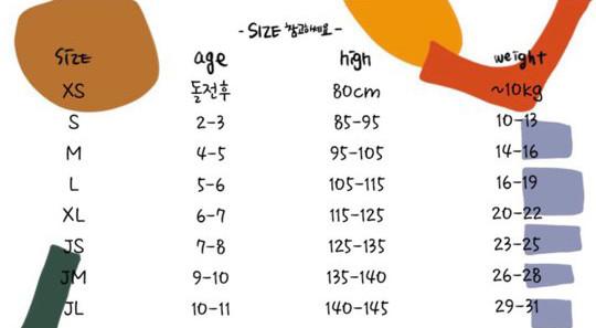 A-MARKET - Korean Children Fashion - #Kfashion4kids - Denim Skirt Pants - 8