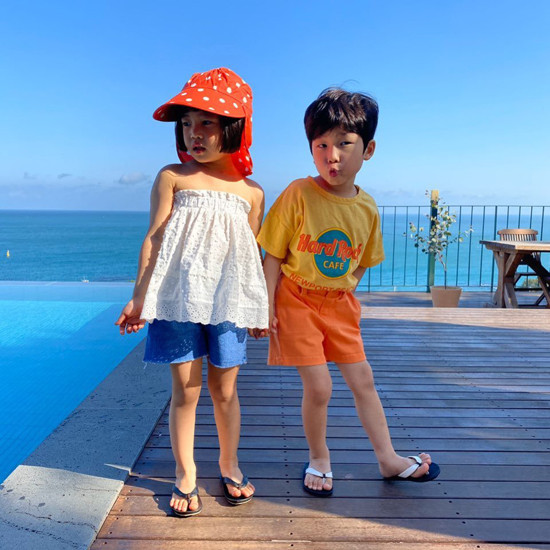 A-MARKET - Korean Children Fashion - #Kfashion4kids - Dot Swim Hat - 7