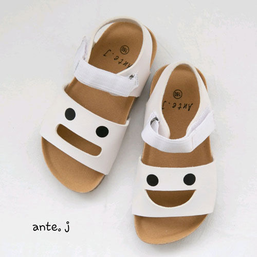 ANTE J - BRAND - Korean Children Fashion - #Kfashion4kids - Face Sandal