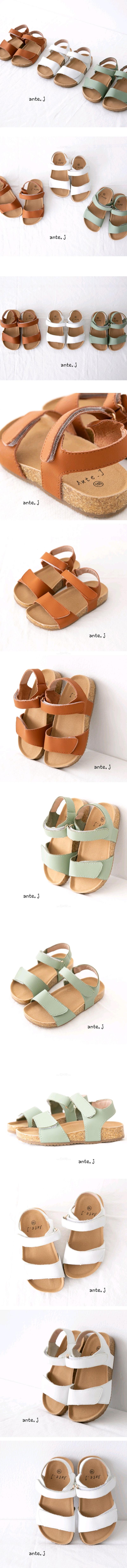 ANTE J - Korean Children Fashion - #Kfashion4kids - Eden Sandal