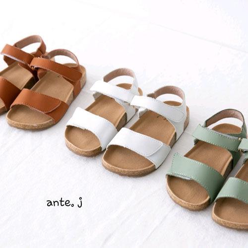 ANTE J - BRAND - Korean Children Fashion - #Kfashion4kids - Eden Sandal