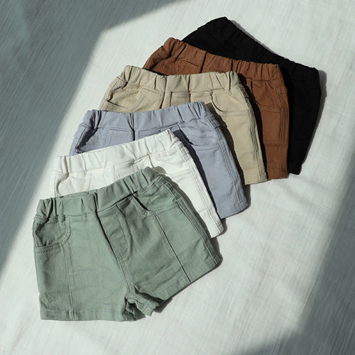 CREAMCOK - BRAND - Korean Children Fashion - #Kfashion4kids - Daily Shorts
