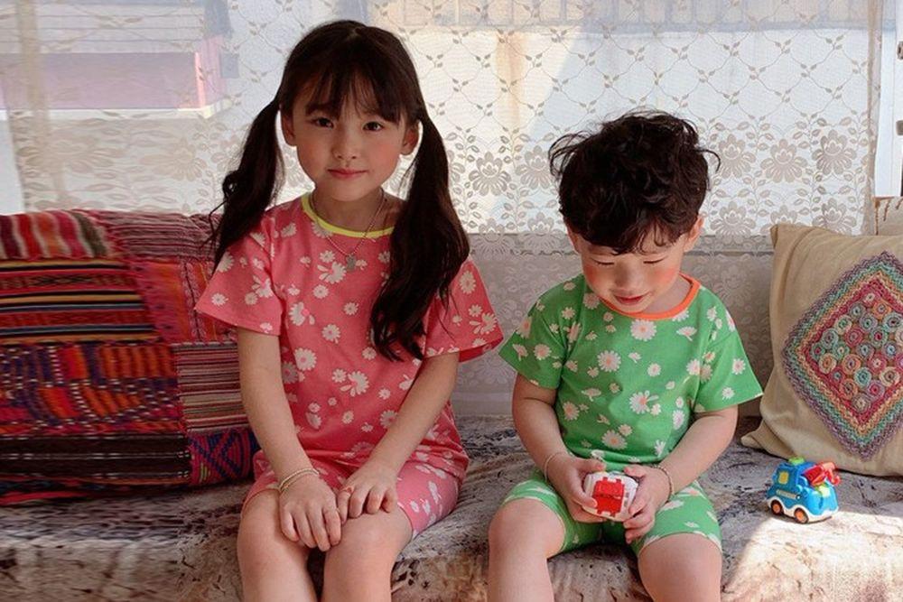 DAILY BEBE - BRAND - Korean Children Fashion - #Kfashion4kids - Eaisy Easywear