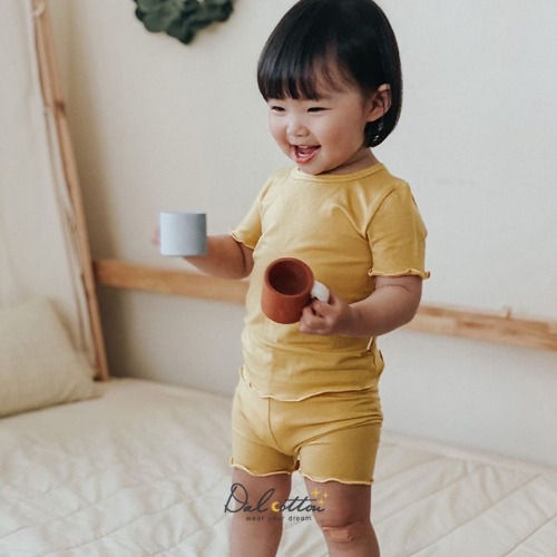 DAL COTTON - BRAND - Korean Children Fashion - #Kfashion4kids - Tencel Cool Span Easywear