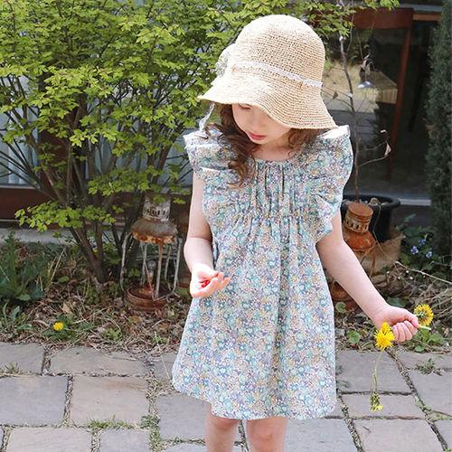 FLO - BRAND - Korean Children Fashion - #Kfashion4kids - Baby Shu One-piece