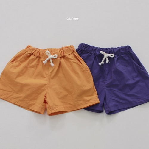 G.NEE - BRAND - Korean Children Fashion - #Kfashion4kids - Biotem Shorts