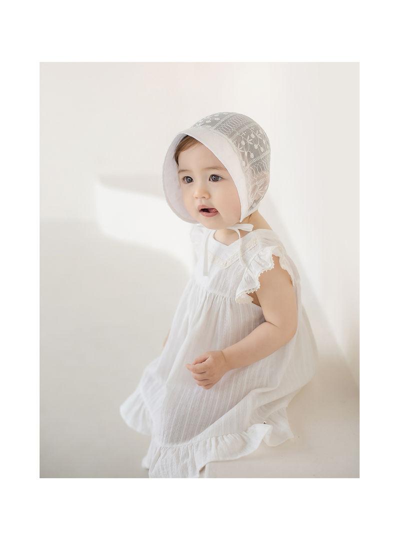 HAPPY PRINCE - Korean Children Fashion - #Kfashion4kids - Iris Baby Bonnet - 5