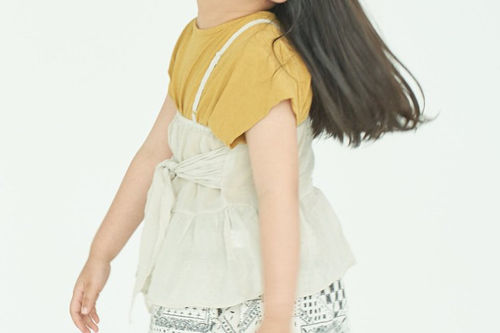 KURENARD - BRAND - Korean Children Fashion - #Kfashion4kids - Lemon Blouse