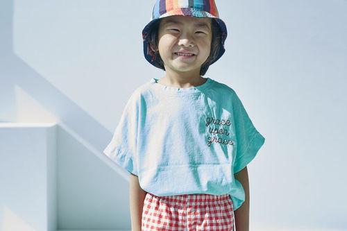 KURENARD - BRAND - Korean Children Fashion - #Kfashion4kids - Grace Tee