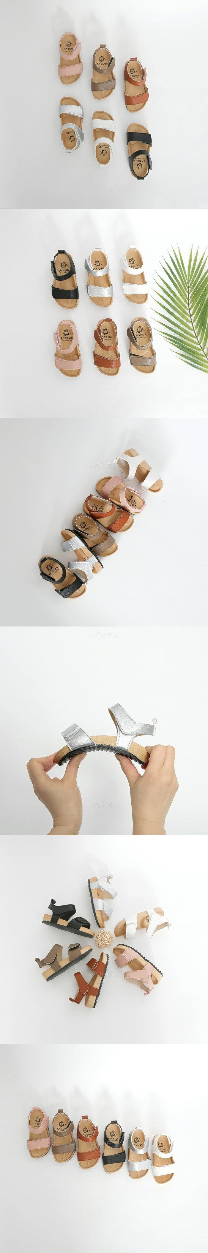 LA STELLA - Korean Children Fashion - #Kfashion4kids - Doha Sandal