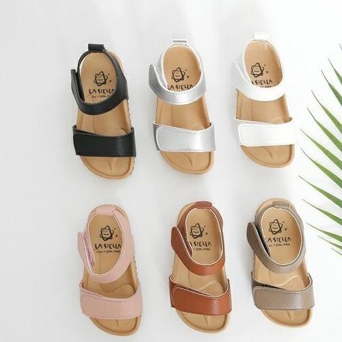 LA STELLA - BRAND - Korean Children Fashion - #Kfashion4kids - Doha Sandal