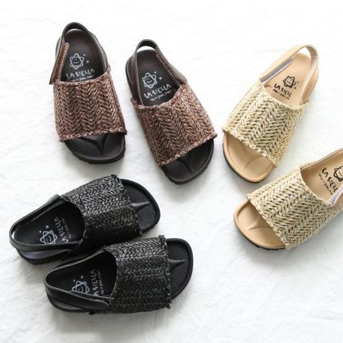 LA STELLA - BRAND - Korean Children Fashion - #Kfashion4kids - Latan Sandal
