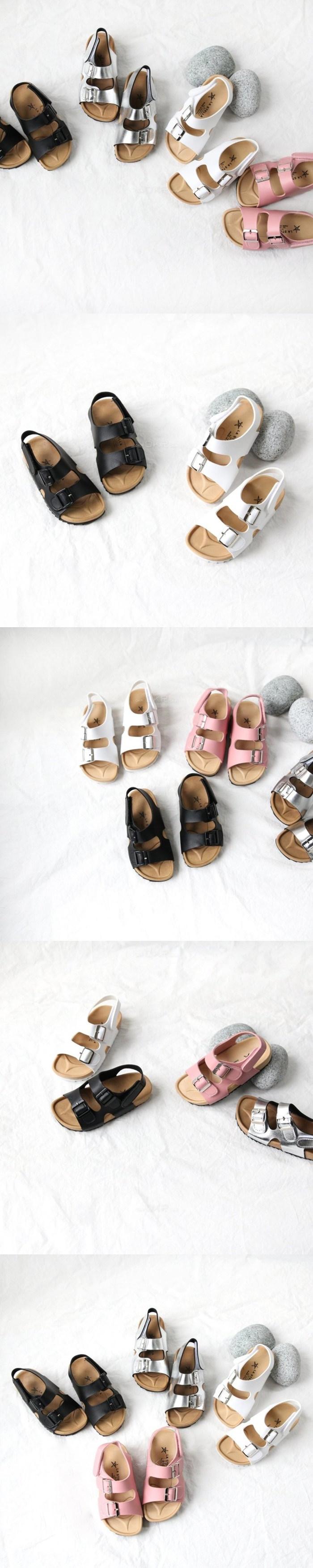 LA STELLA - Korean Children Fashion - #Kfashion4kids - Milano Sandal