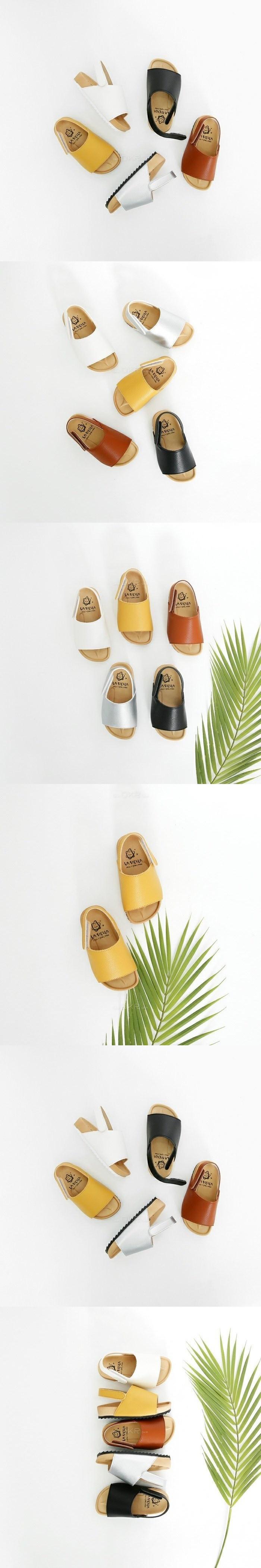 LA STELLA - Korean Children Fashion - #Kfashion4kids - Mill Walk Sandal