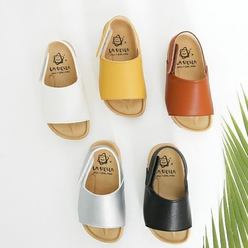 LA STELLA - BRAND - Korean Children Fashion - #Kfashion4kids - Mill Walk Sandal