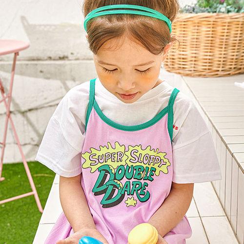 LILAS - BRAND - Korean Children Fashion - #Kfashion4kids - Team Basic Tee