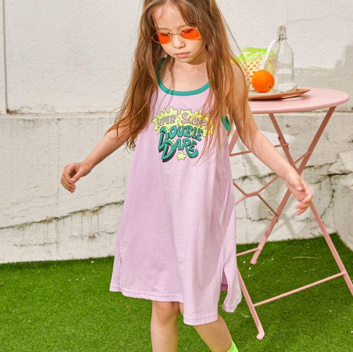 LILAS - Korean Children Fashion - #Kfashion4kids - Sluppy One-piece