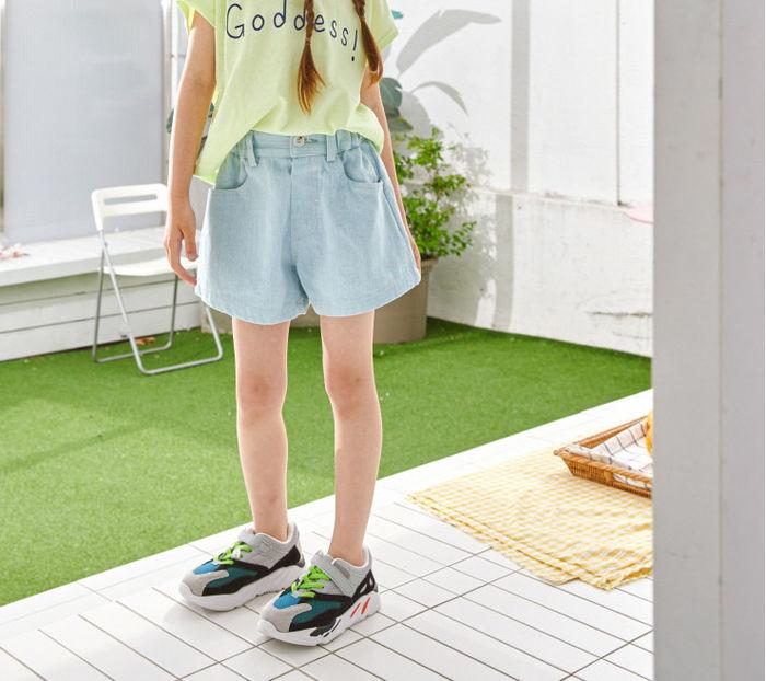 LILAS - Korean Children Fashion - #Kfashion4kids - Kuanku Short Pants