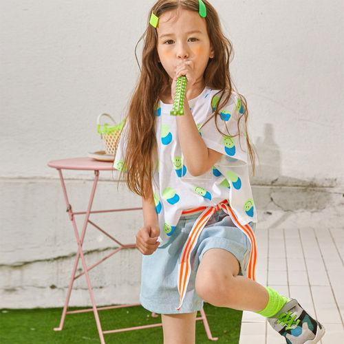 LILAS - BRAND - Korean Children Fashion - #Kfashion4kids - Kuanku Short Pants