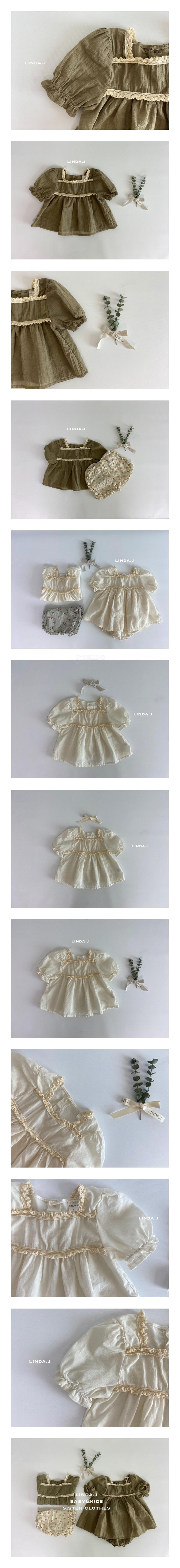 LINDA J - Korean Children Fashion - #Kfashion4kids - Angela Blouse