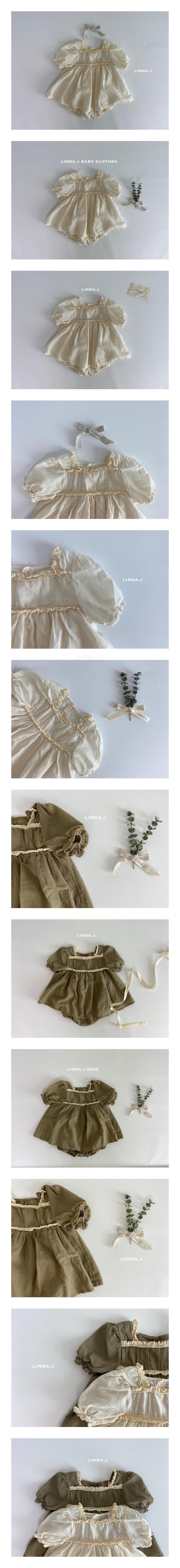 LINDA J - Korean Children Fashion - #Kfashion4kids - Angela Bodysuit