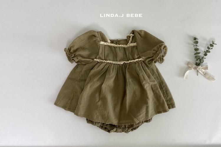 LINDA J - BRAND - Korean Children Fashion - #Kfashion4kids - Angela Bodysuit